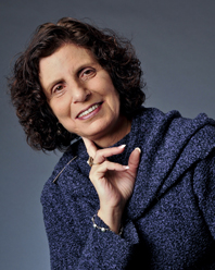 Portrait of Diane E Pallas, forensic accountant and tax consultant.